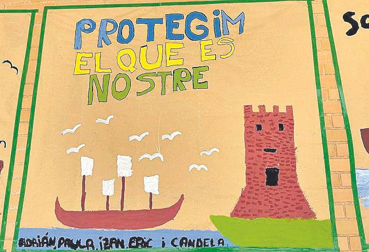 Proyecto torres de la huerta CEIP Mediterráneo de Alicante