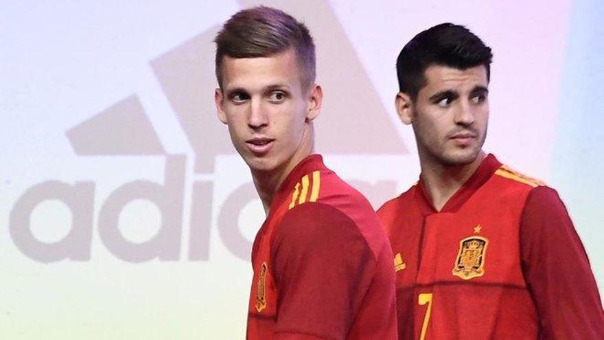 """Dani Olmo: """"Hubo interés de Croacia, pero yo quería jugar con España"""""""