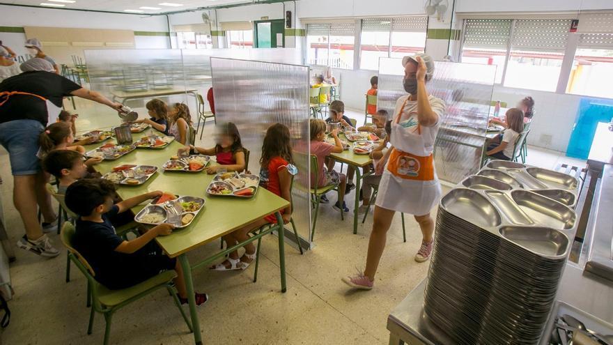 Educación prevé la beca completa de comedor para más de 18.000 alumnos en la provincia