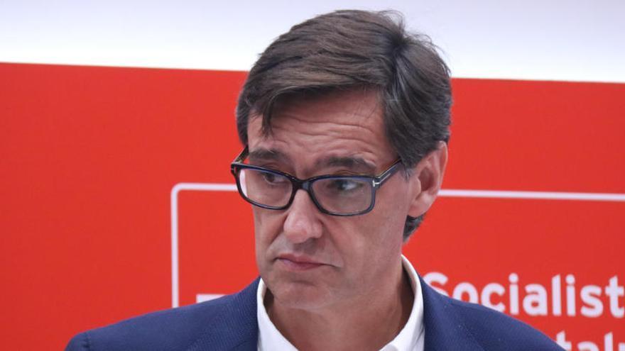 El PSC creu que la Diada està «segrestada» i acusa el Govern de «no estar a l'alçada del rol institucional»