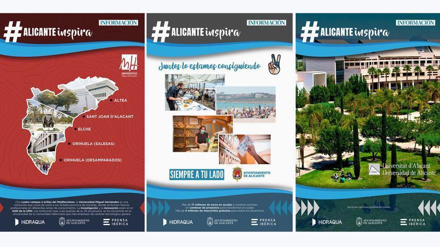Conoce la iniciativa que va a reactivar la economía alicantina: #AlicanteInspira