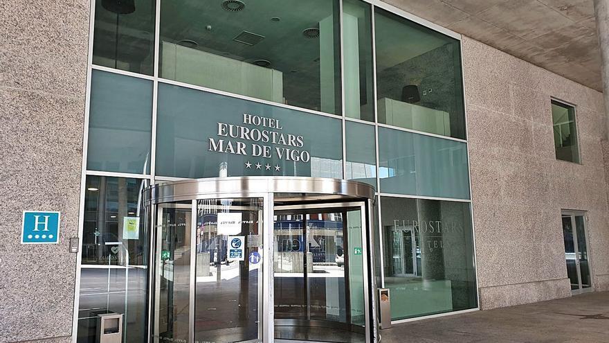 El hotel Mar de Vigo seguirá de alquiler