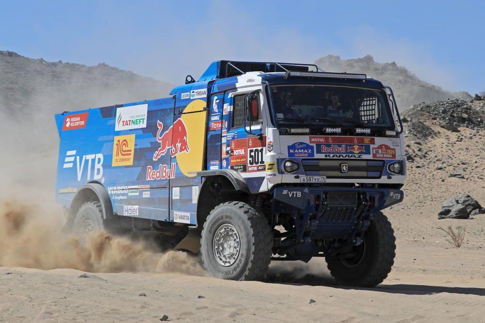 Dakar 2020 | Etapa 1: Jeddah - Al Wajh