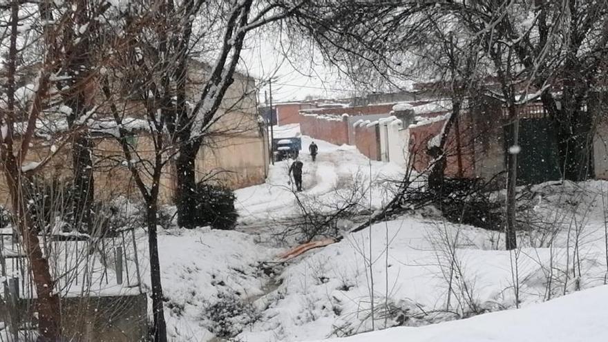 Tres días sin luz, calefacción ni agua caliente en un pueblo de Toledo