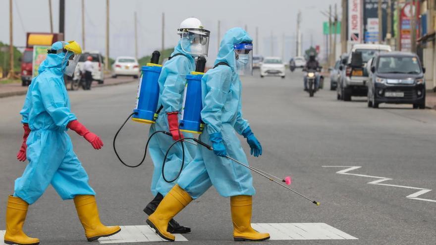 La pandemia rebasa los 58 millones de casos
