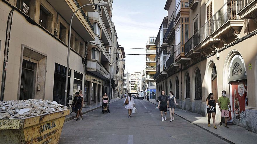 Pimeco pide 'seny' a Cort en la planificación de las obras