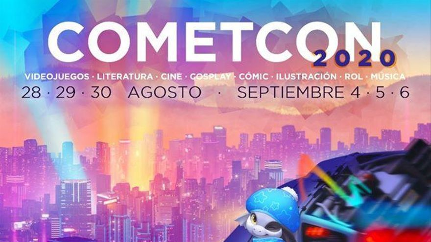 """Las entradas para la """"CometCon"""" que se celebra desde finales de este mes se ponen mañana a disposición"""