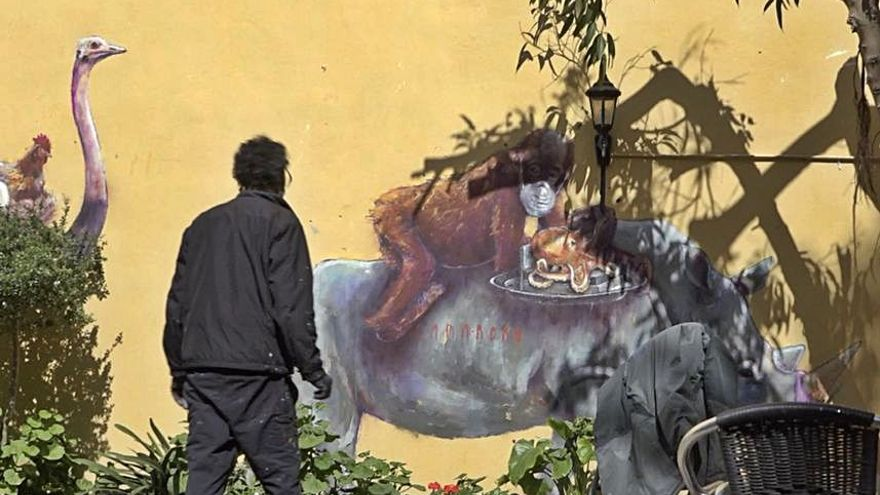 Sath, historias que atrapan paredes