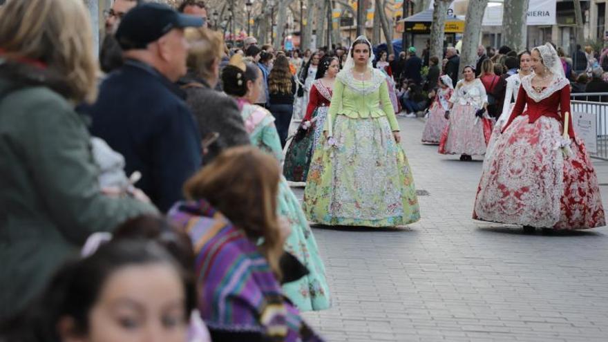 Las Fallas de Gandia quieren ser las primeras en celebrar las fiestas