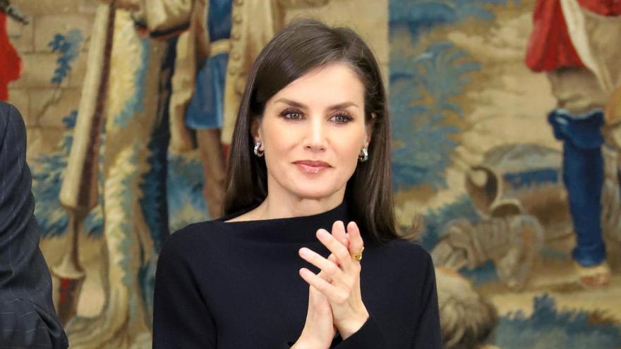 La Reina Letizia, protagonista de una nueva biografía