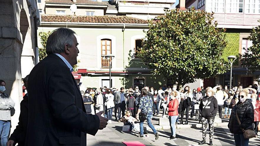 Cinco millones para reactivar las obras en Mieres y renovar maquinaria municipal
