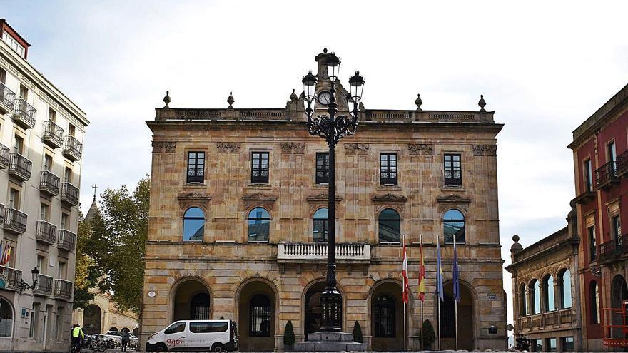 Gijón repite la receta presupuestaria de la prórroga