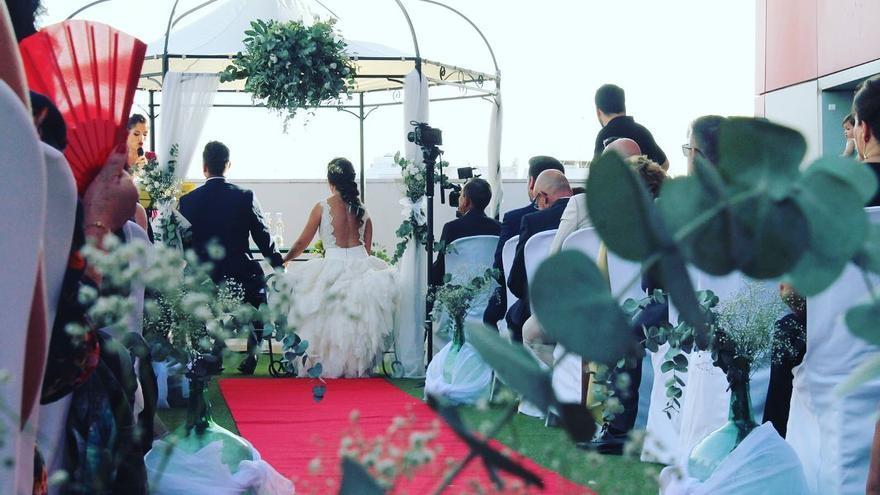 La programación de bodas se multiplica y hay reservas para 2023