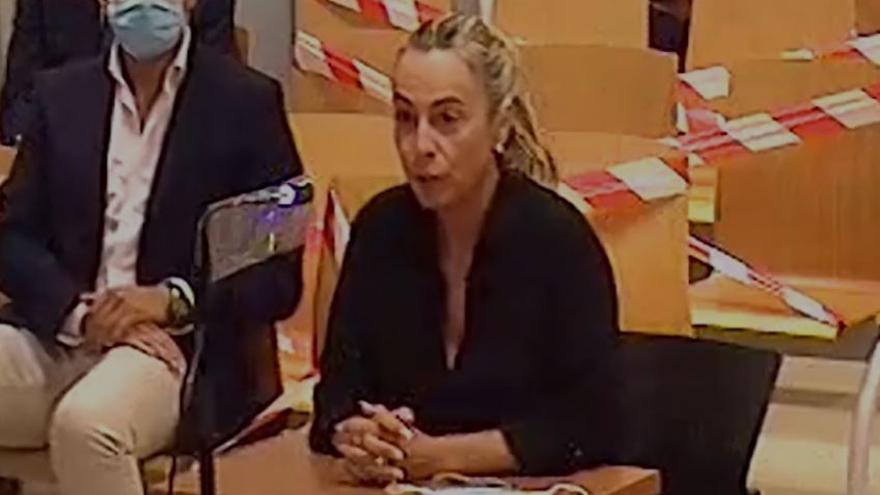 """Sonia Castedo: """"Ante el TSJ declaré porque tenía la obligación moral de hacerlo porque era alcaldesa de Alicante"""""""