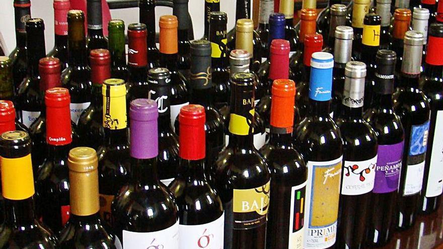 Las exportaciones de alimentos crecen gracias al sector vinícola