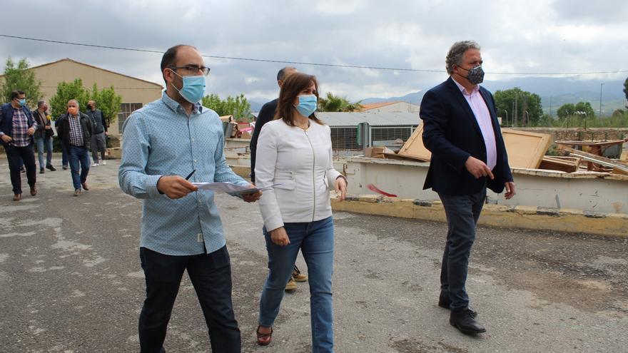 Muro cede también la gestión de su ecoparque al Consorcio de Residuos Terra