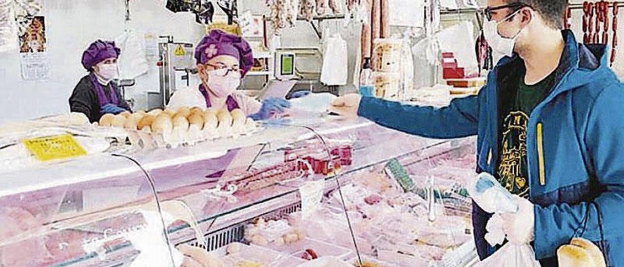 As tendas de Soutomaior súmanse ao comercio en liña