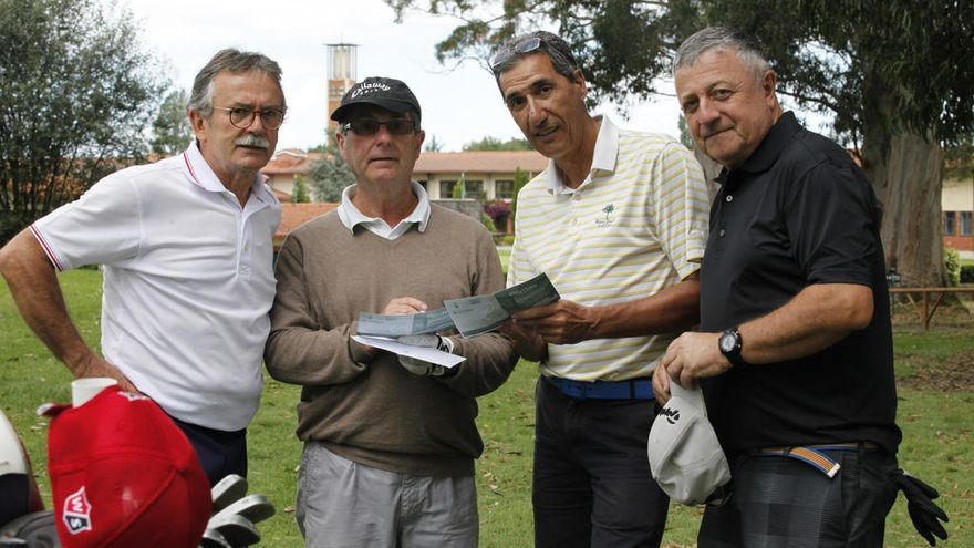 Se inicia hoy el juego en el campo de Golf de La Llorea