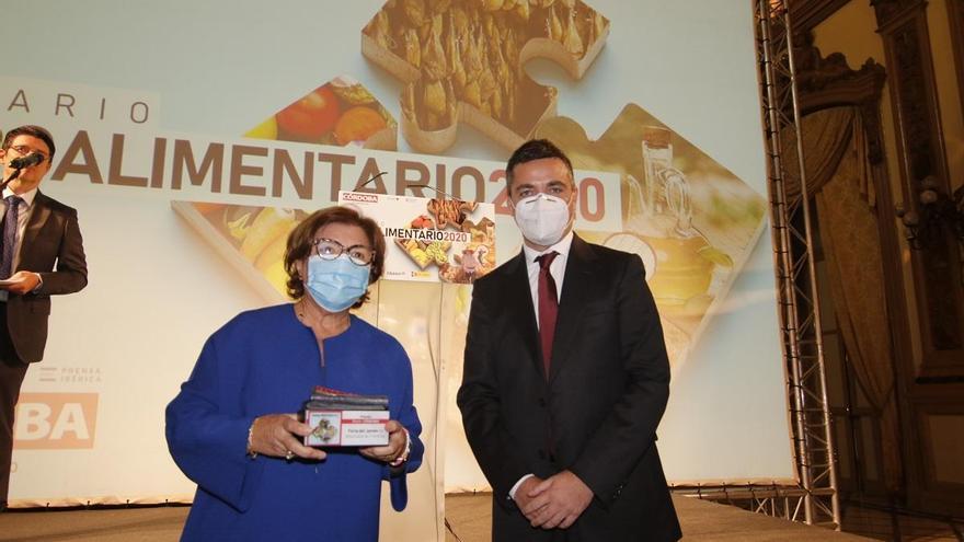 """Dolores Sánchez: """"Animo a los cordobeses a que consuman nuestros productos"""""""