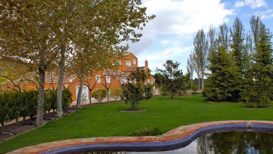 La vivienda más cara de la C. Valenciana es una masía de 20 millones