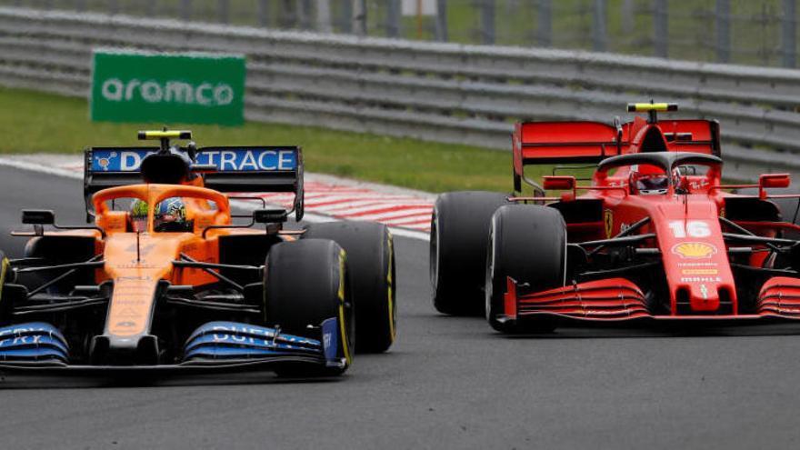 Dónde ver los entrenamientos libres del Gran Premio de Gran Bretaña 2020