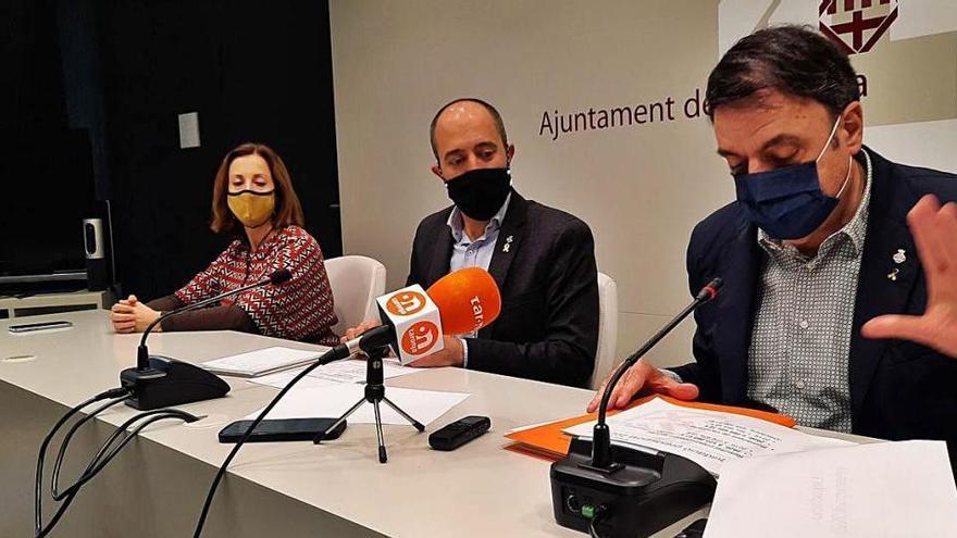 L'Ajuntament de Manresa tanca el 2020 amb números positius