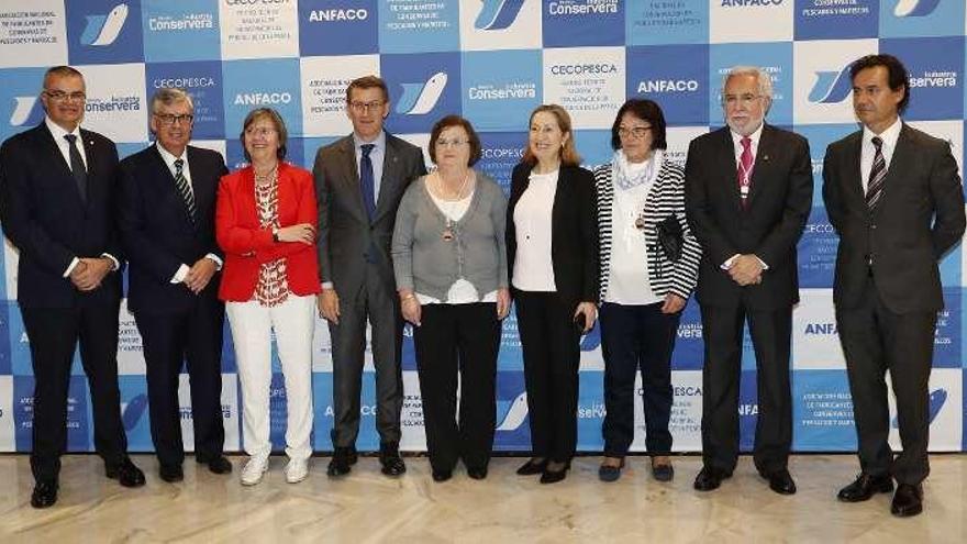 La Xunta y el sector avanzan un plan estratégico de la conserva con 200 millones hasta 2022