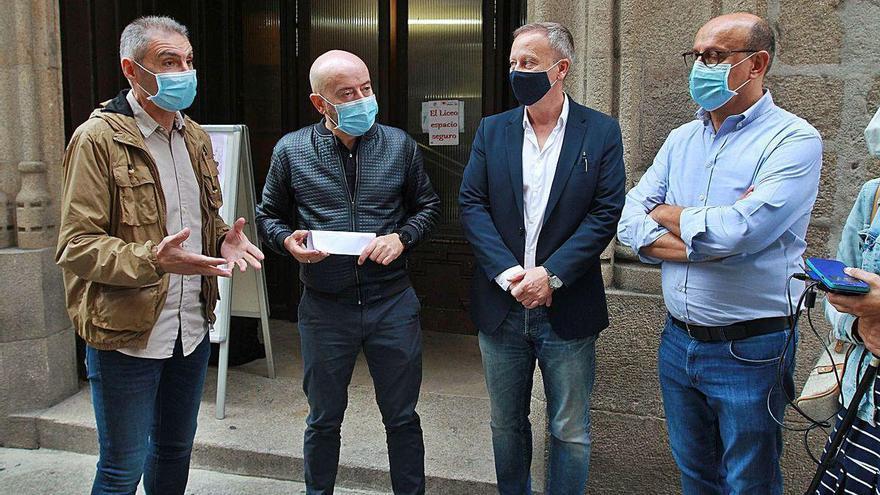 PP y críticos de DO plantan al Bloque en su intento de moción de censura a Jácome