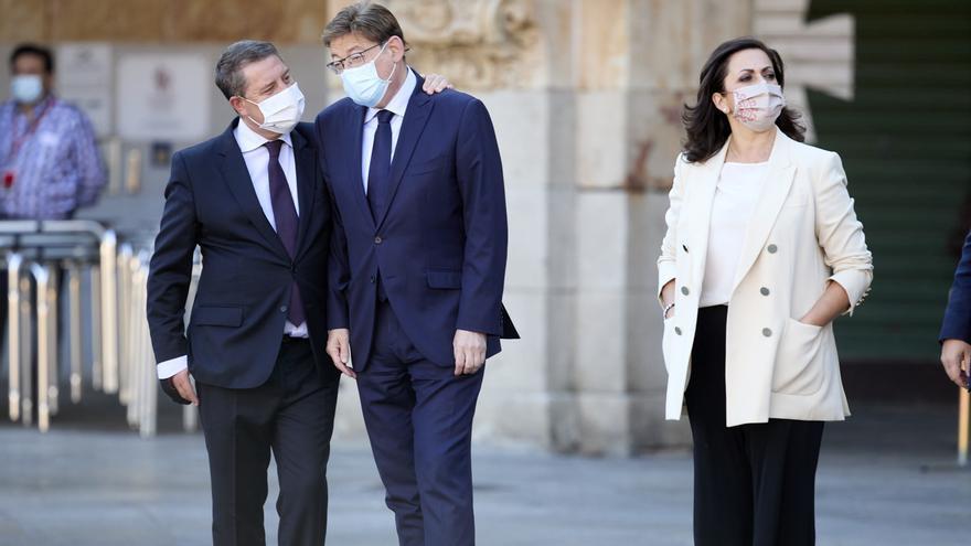 """Puig vuelve a apuntar a Madrid y pide a Sánchez una fiscalidad """"sin agravios"""""""