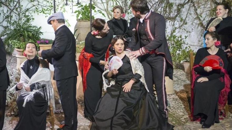 Patios de viana, un musical de palacio