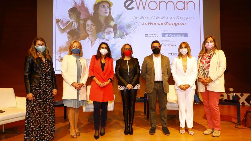 eWoman:  el liderazgo también tiene nombre de mujer