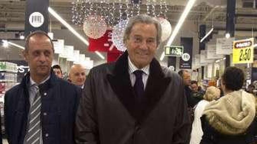 Arturo Fernández, preocupado por la ausencia de proyectos teatrales