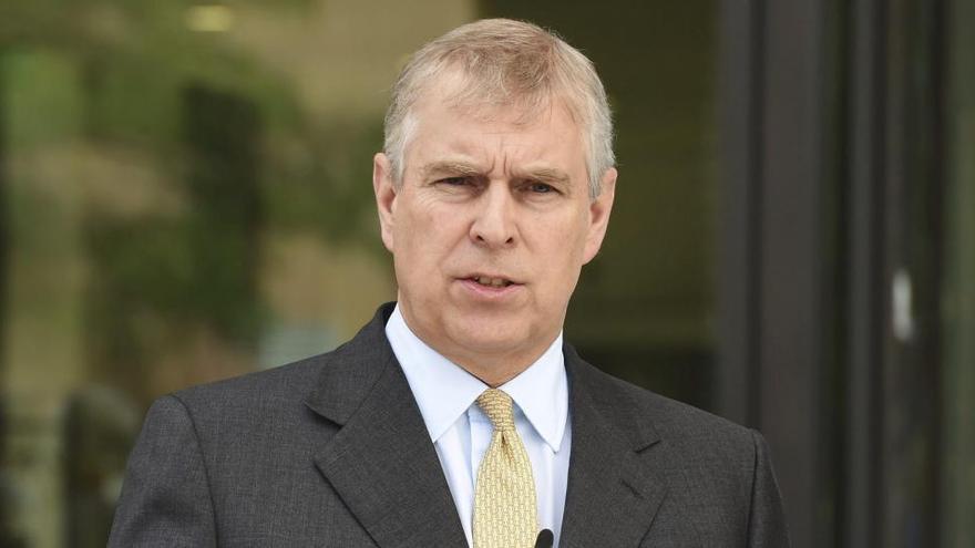 EEUU pide a Reino Unido que el príncipe Andrés responda sobre el caso Epstein