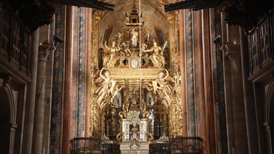 La Catedral recupera su esplendor para el Año Santo