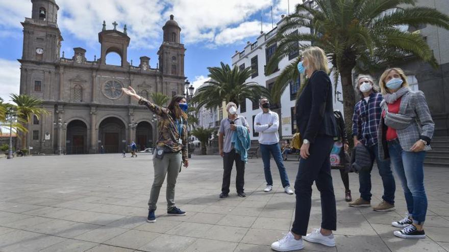 Los guías turísticos se reinventan para sobrevivir frente a la falta de visitantes