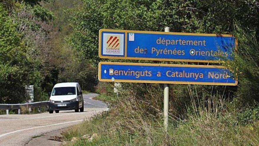 Reobren el pas fronterer entre Maçanet de Cabrenys i Costoja