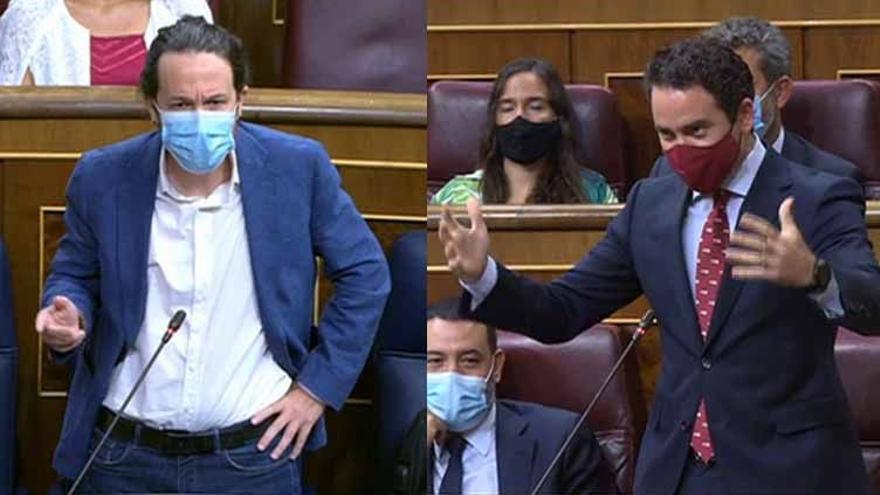 Pablo Iglesias asegura que denunciará a Teodoro García Egea