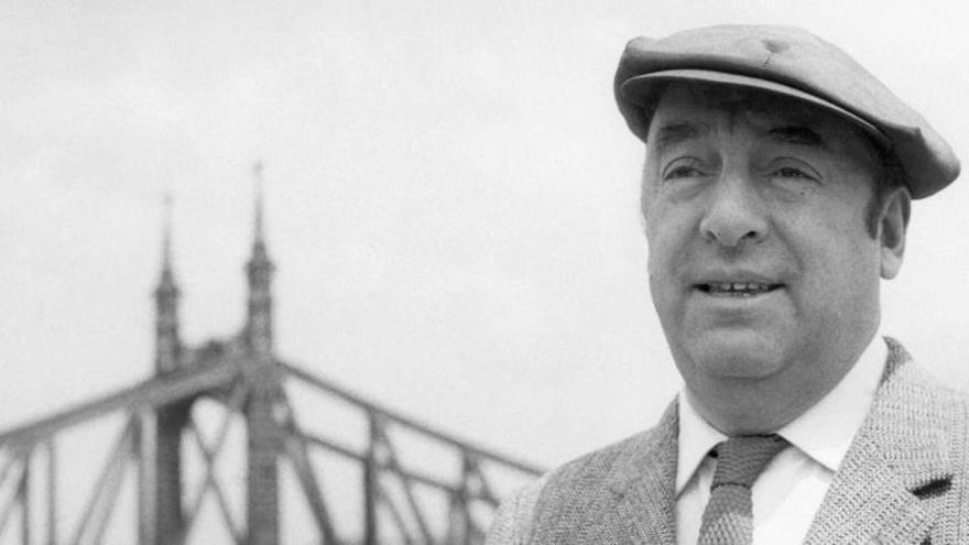 Pablo Neruda, en 15 citas célebres