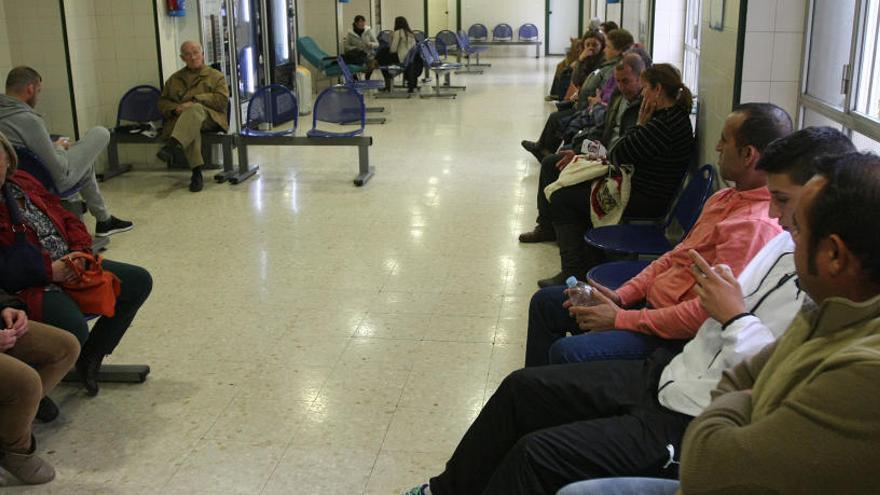 """El SAE califica como """"insostenible"""" la saturación en las urgencias del Regional"""