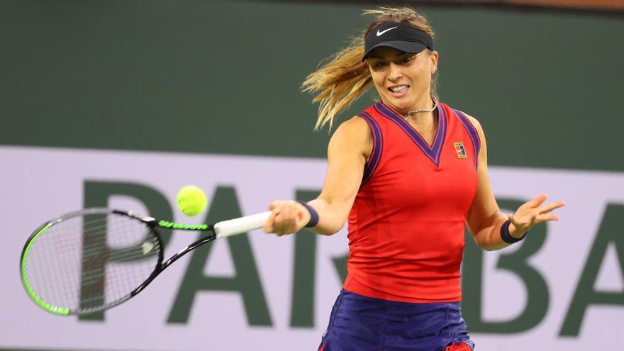 Paula Badosa elimina a Cori Gauff i passa a vuitens de final d'Indian Wells
