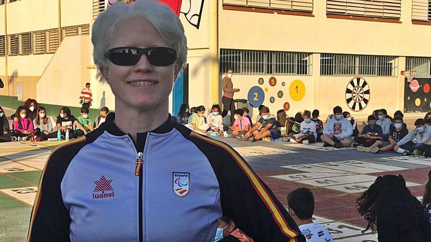 Marta Arce: «El deporte adaptado es para todos; que nadie se quede fuera»
