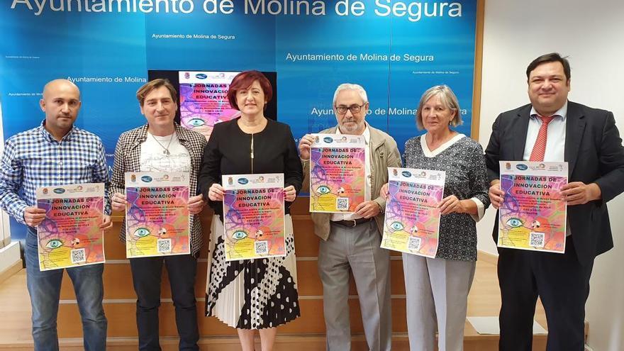 Molina de Segura organiza una jornada educativa para luchar contra el acoso escolar