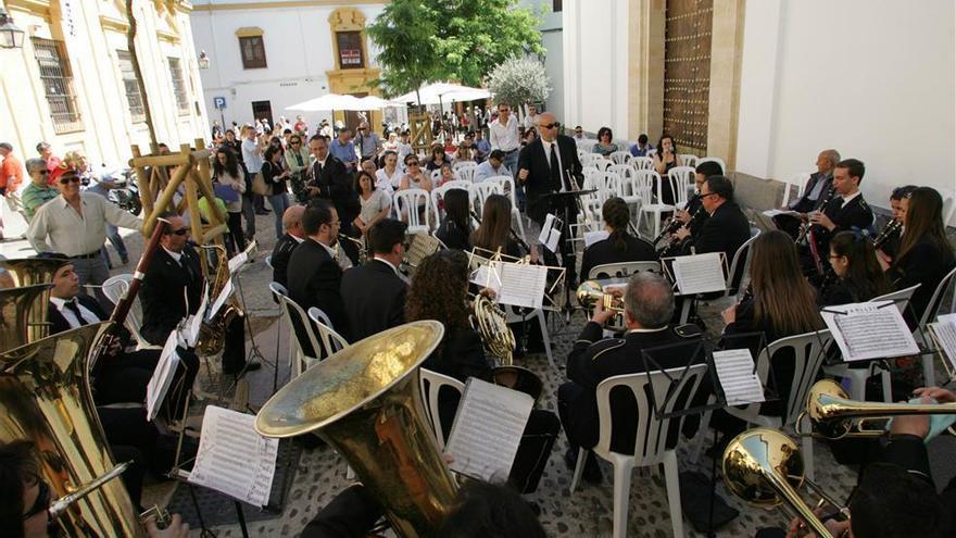 El Ayuntamiento organiza un concierto de bandas de música en las azoteas el día de la Fuensanta