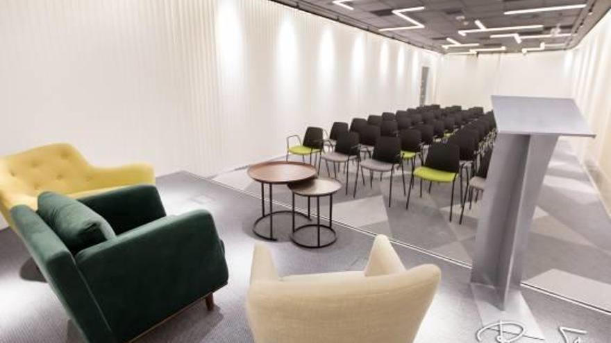 Ámbito Cultural inaugura su nueva sala en Alicante