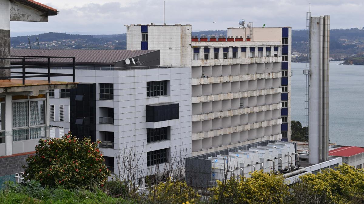 Vista de las instalaciones del Chuac. / Víctor Echave