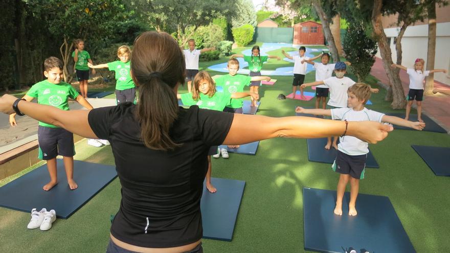 Colegios de Alicante ponen el foco en el bienestar emocional de los alumnos para su mejor desarrollo durante la pandemia
