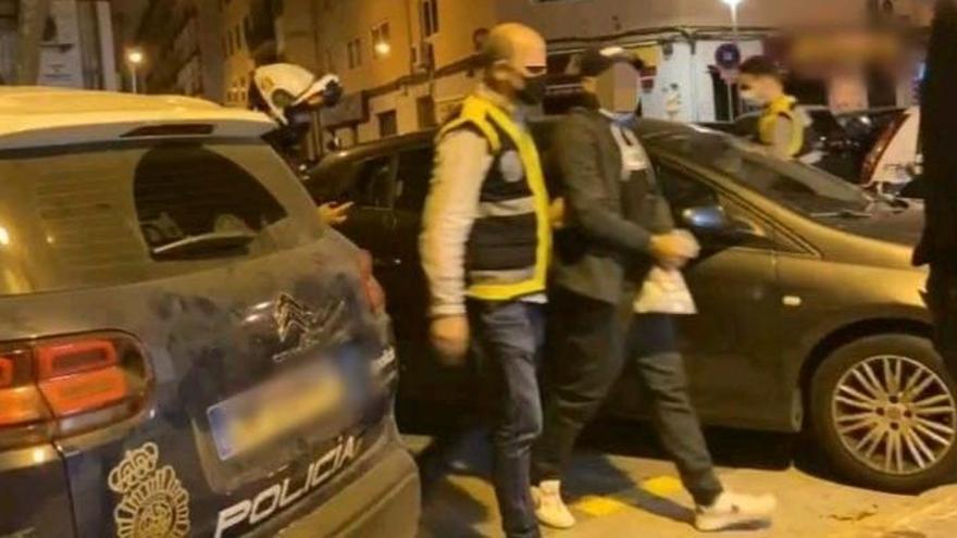 Polizei nimmt Enkel von Mallorcas Drogenbaronin fest