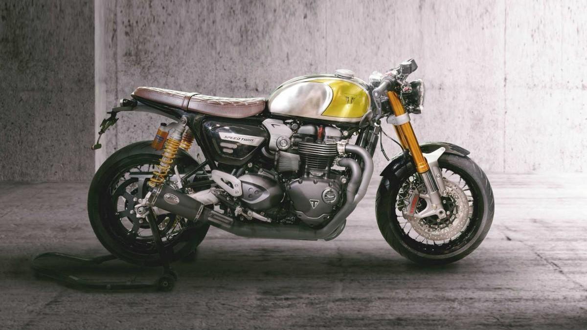 Triumph Garage Icon; la MQ#4 se hace con la victoria