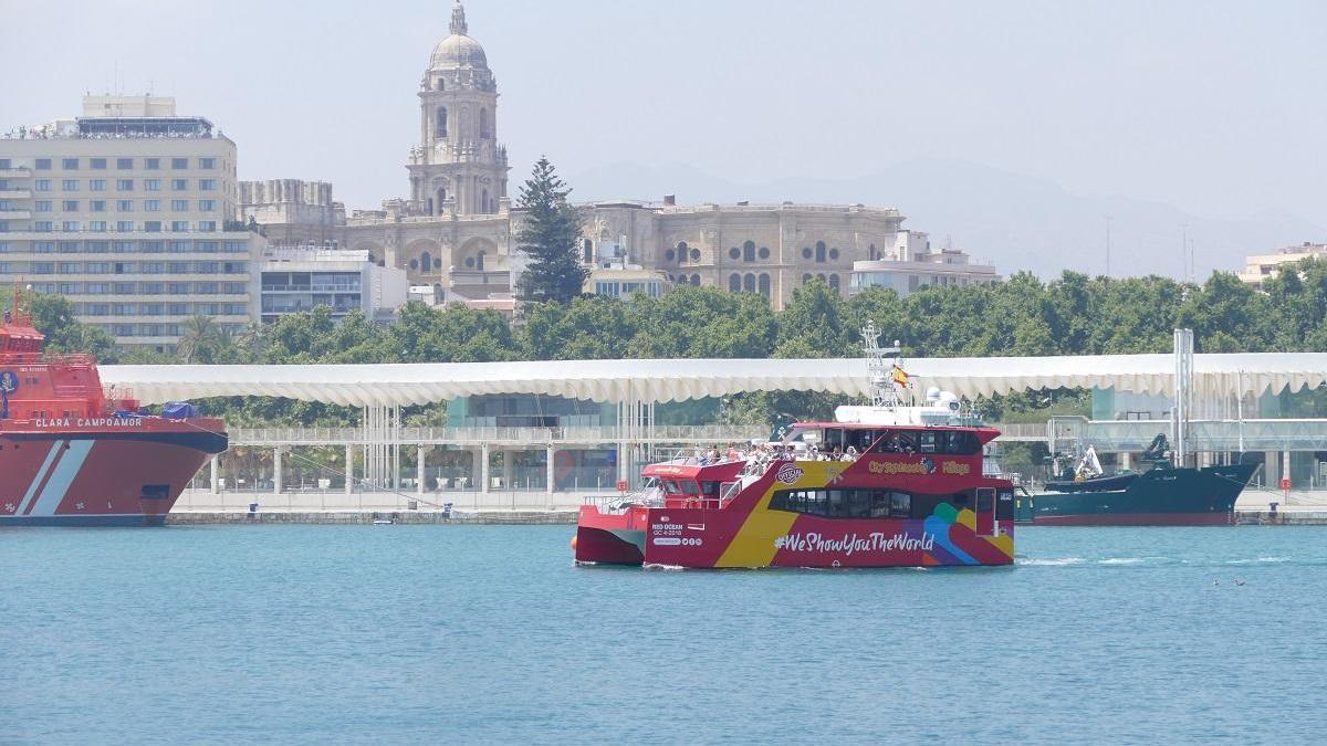 City Sightseeing Málaga regresa el 2 de julio homenajeando a los sanitarios