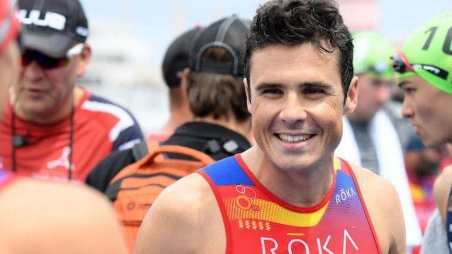 Gómez Noya, bronce en las Series Mundiales de triatlón